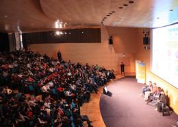 Forum STEM Barcelona. 16/03/2016 en en Auditorio del Cosmocaixa