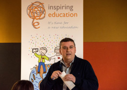 Inspiring Education. 03/03/2016 Escuela Virolai (Barcelona)